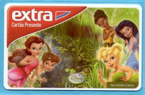 Extra - Disney Fairies - 2011