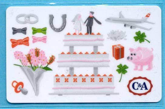 C & A - For Your Wedding Day - 2013
