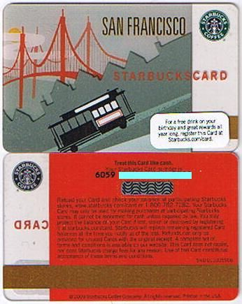 6059 USA - SAN FRANCISCO