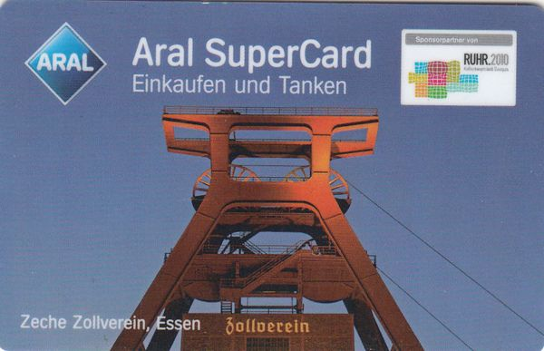 Aral - Zollverein Coal Mine