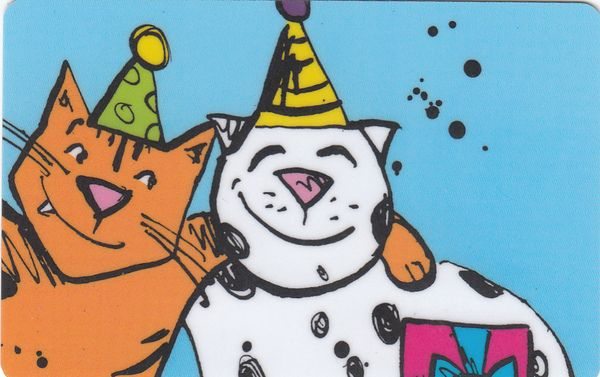 Karstadt - birthday cats