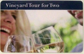 Vineyard Tour for Two