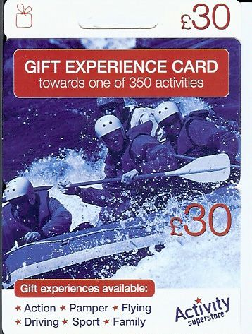 Gift Experience L30