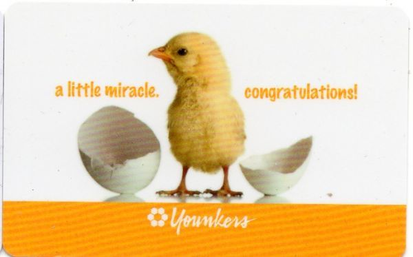A Little  Miracle Congratulations