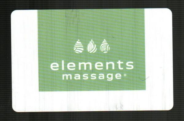 Elements Massage [ 2018 ]