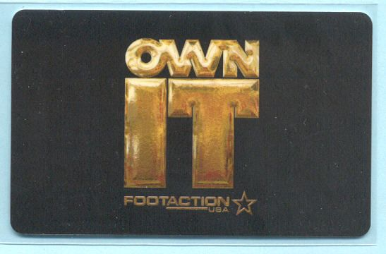2013 - Own It ( Gold )