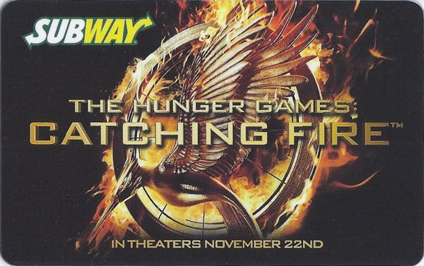 2013 - The Hunger Games - Logo