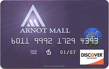 Discover  Arnot Mall