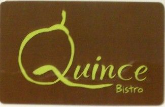Quince Bistro