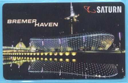 Saturn - Bremerhavenaven - 2010