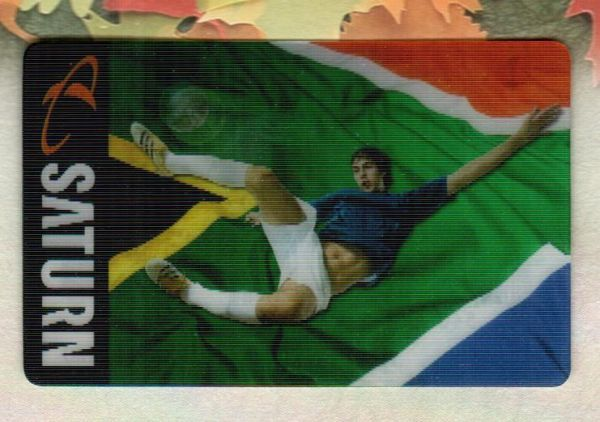 2010 - South Africa World Cup Soccer