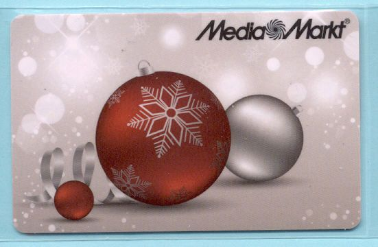 Media Markt - Christmas Ornaments - 2013