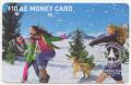 $10 Money Card - Nov 30 - Dec 24, 2005