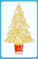 2011 - French Fries Christmas Tree