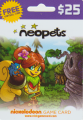 Neopets $25