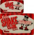 Oberweis Ice Cream and Dairy Store - Kids Shake Club