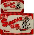 Oberweis Ice Cream and Dairy Store - Kids Sundae Club